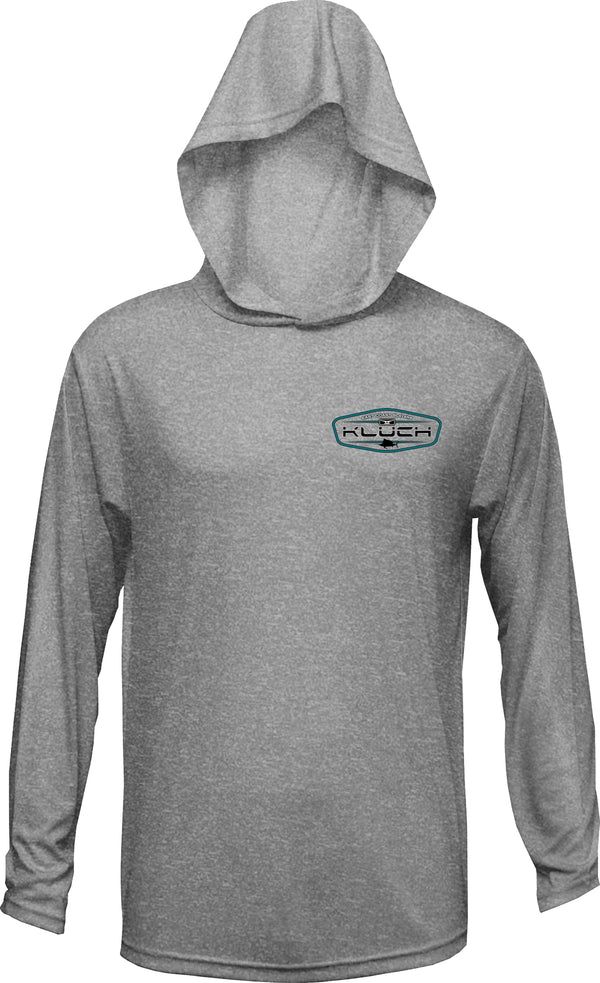 Kluch East Coast Slayers Long Sleeve Hooded Performance