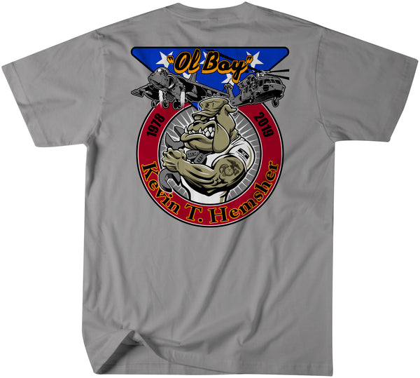 """Ol Boy"" Short Sleeve Shirt"