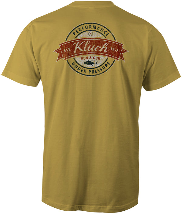 Kluch Run & Gun Short Sleeve T Shirt