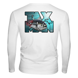 Kluch Tax Man Youth Long Sleeve Performance T Shirt