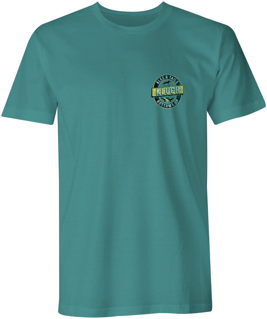 Kluch Ales & Tails Short Sleeve T Shirt
