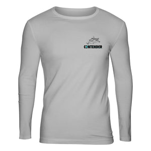 Contender Youth 'King Con' Long sleeve Performance Shirt
