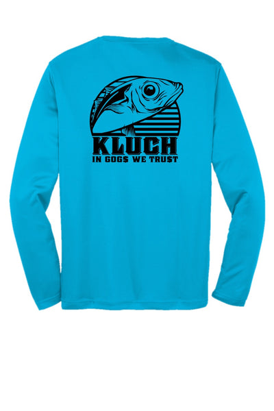 Kluch Youth Gog Long Sleeve Performance Tee