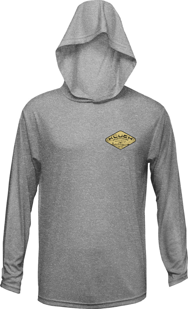 Kluch Boynton Bite  Hooded Performance Shirt
