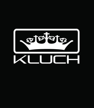 Kluch Crown cad cut vinyl decal