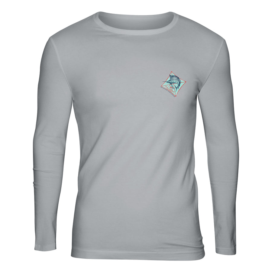 Kluch Sailin Long Sleeve Performance T Shirt