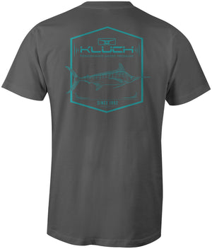 Kluch Classic Marlin Short Sleeve T Shirt