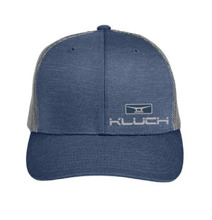 Kluch Cleat Navy/Grey Trucker Hat