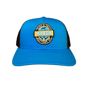Kluch Ales & Tails Panther Teal / Charcoal Trucker Hat