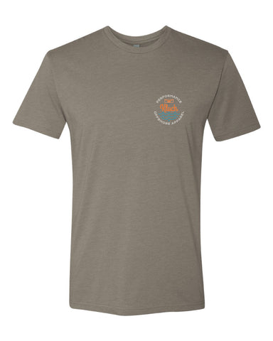 Kluch Offshore Mens Short Sleeve Tee