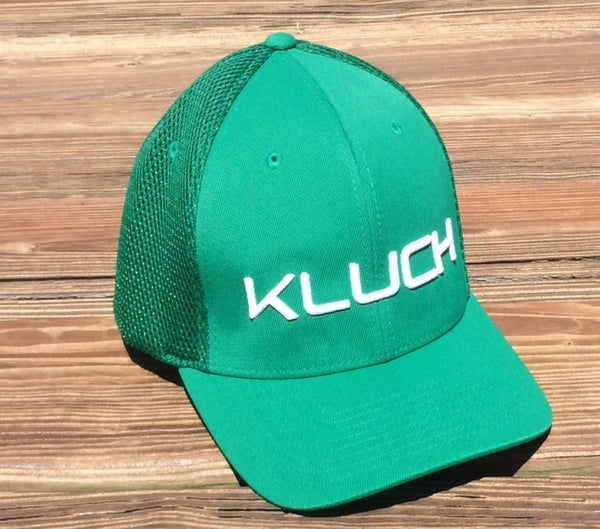 Kluch Classic Green Flexfit Hat