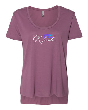 Kluch Ladies Jelly T Shirt