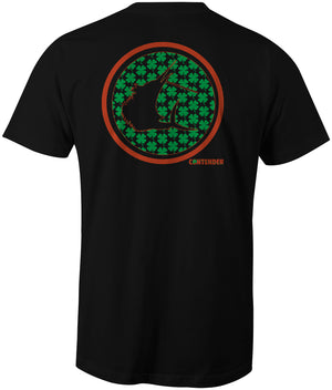 Contender St. Patty's Day Rounder T Shirt