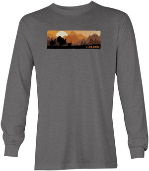 Kluch Dawn Patrol Turkey Long Sleeve T Shirt