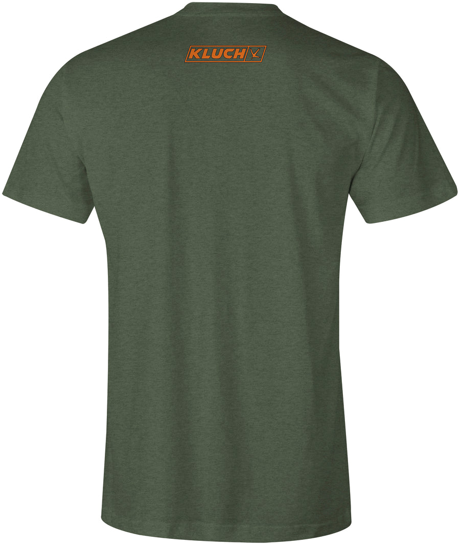 Kluch Dawn Patrol Turkey Short Sleeve T Shirt