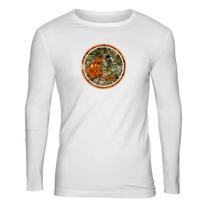 Contender Youth Florida Camo Rounder Long sleeve Performance Shirt
