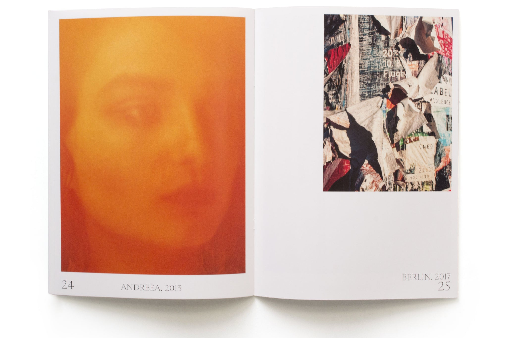 Bleu Blanc Rouge - Exhibition Catalog