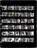 Contact Sheet Print: Joan Crawford, 1959