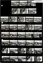 "Contact Sheet Print: ""The English"", 1974"
