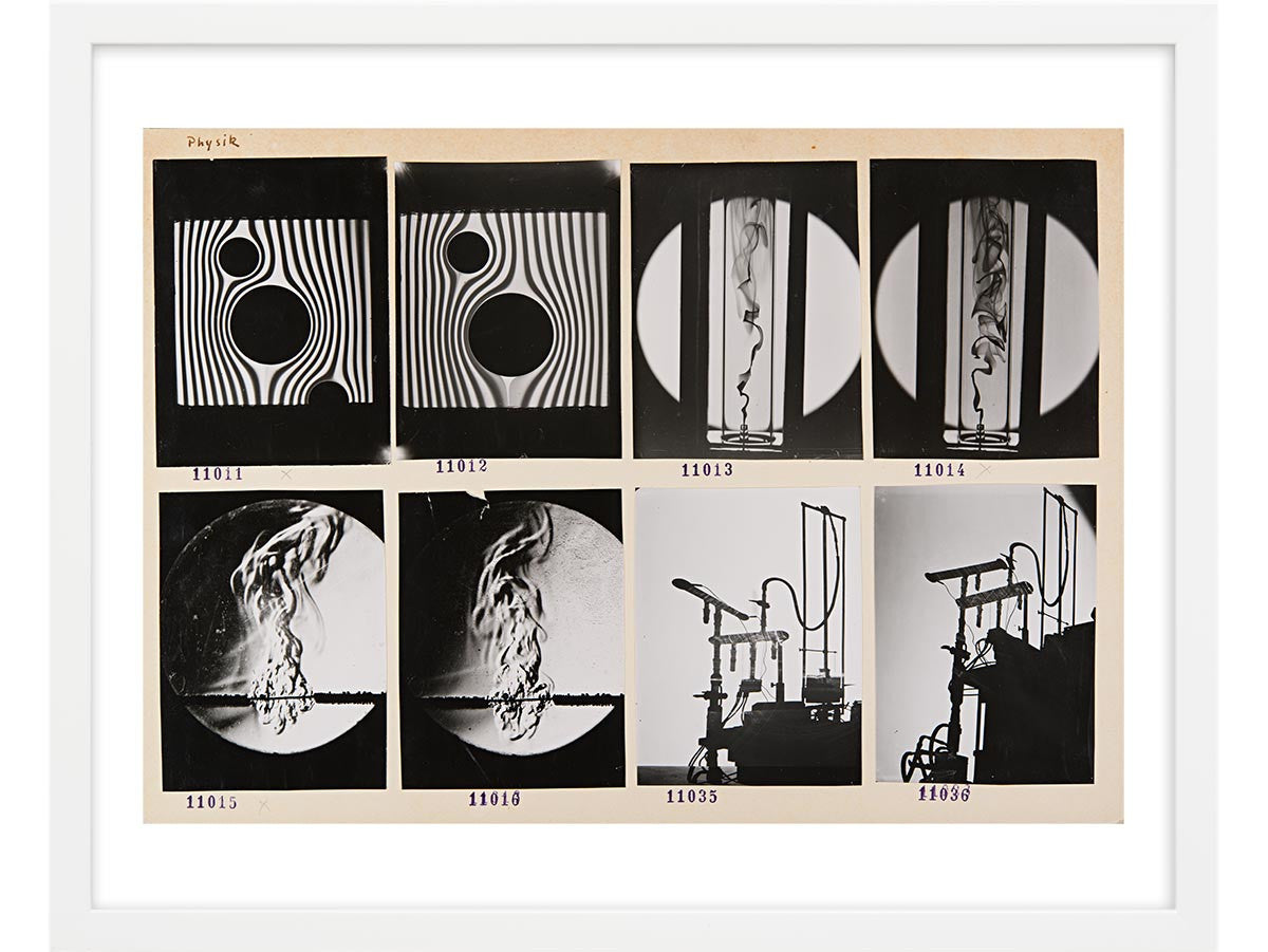 Contact Sheet Print: Physics