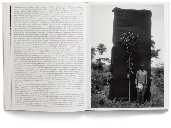 Congo Belge Limited Edition With Print Magnum Photos