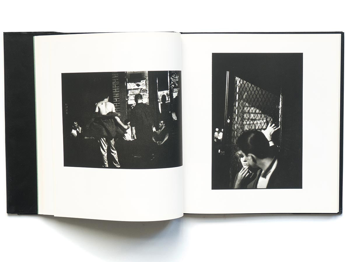 Brooklyn Gang Book by Bruce Davidson