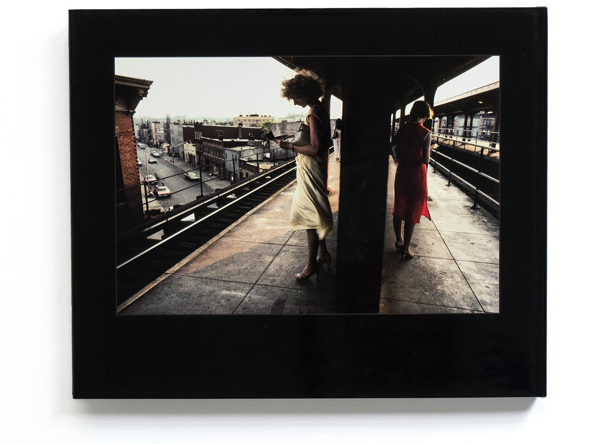 Subway St. Ann's Press 2003 Book Signed by Bruce Davidson
