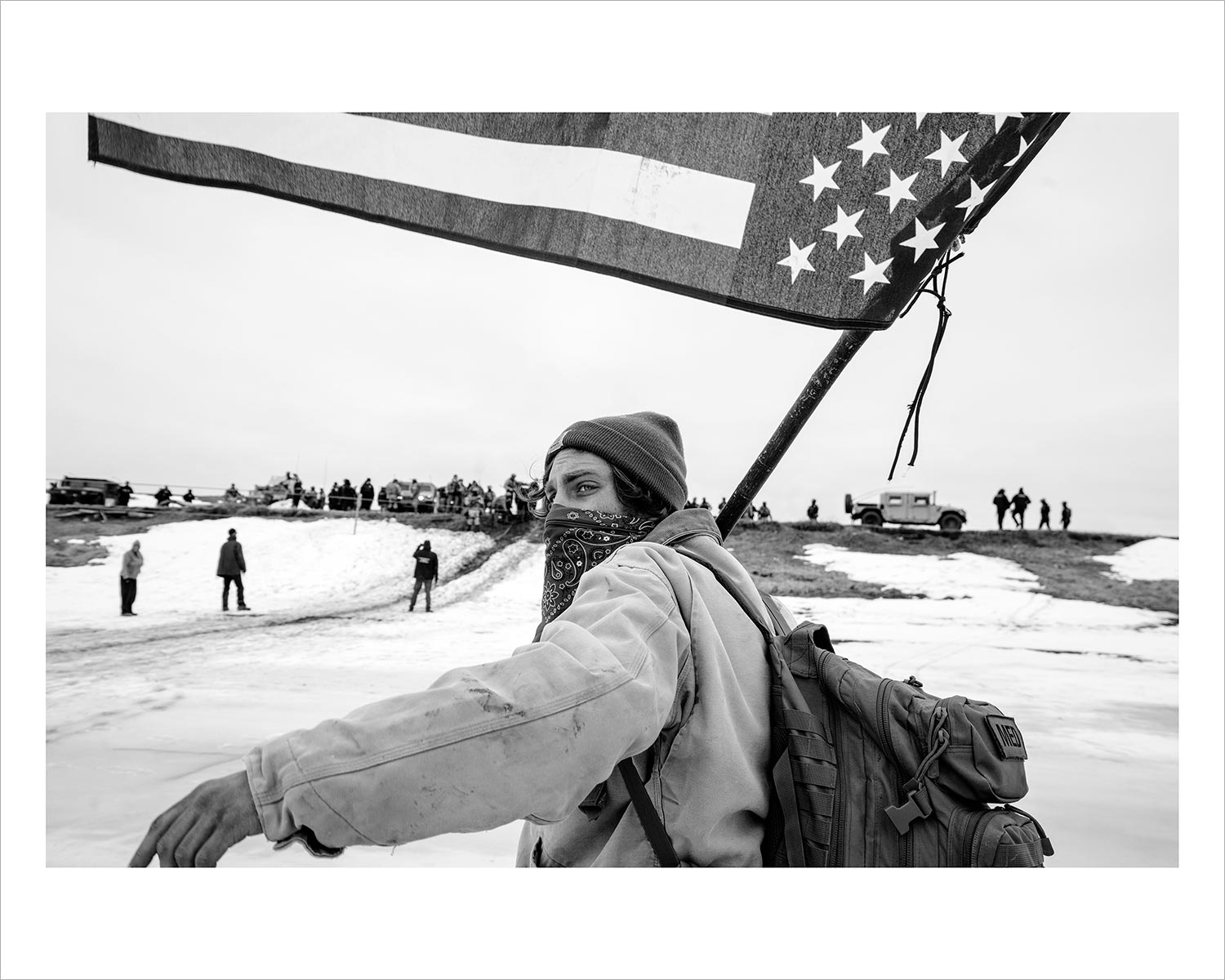 Magnum Distribution: Standing Rock