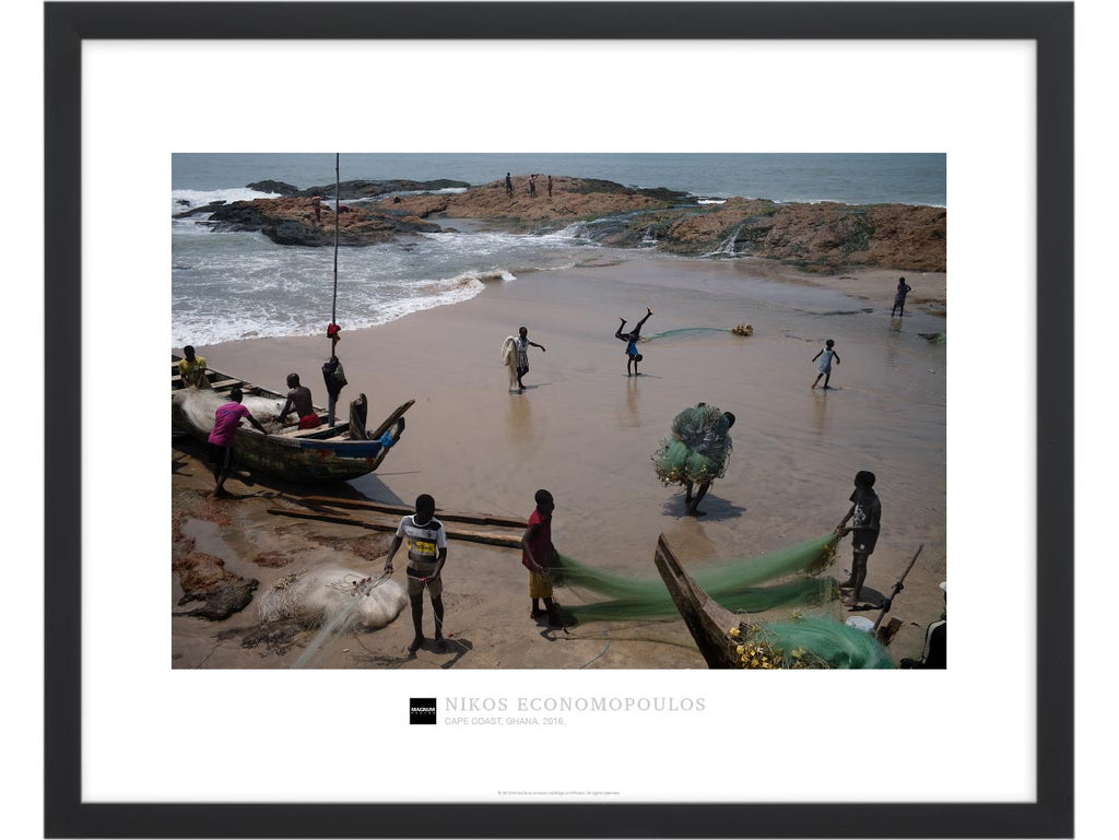 Magnum Collection Poster: Cape Coast, Ghana. 2016.