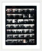 Contact Sheet Print: Moscow, Russia. 1959.
