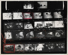 Contact Sheet Print: New York City, USA. 1953.
