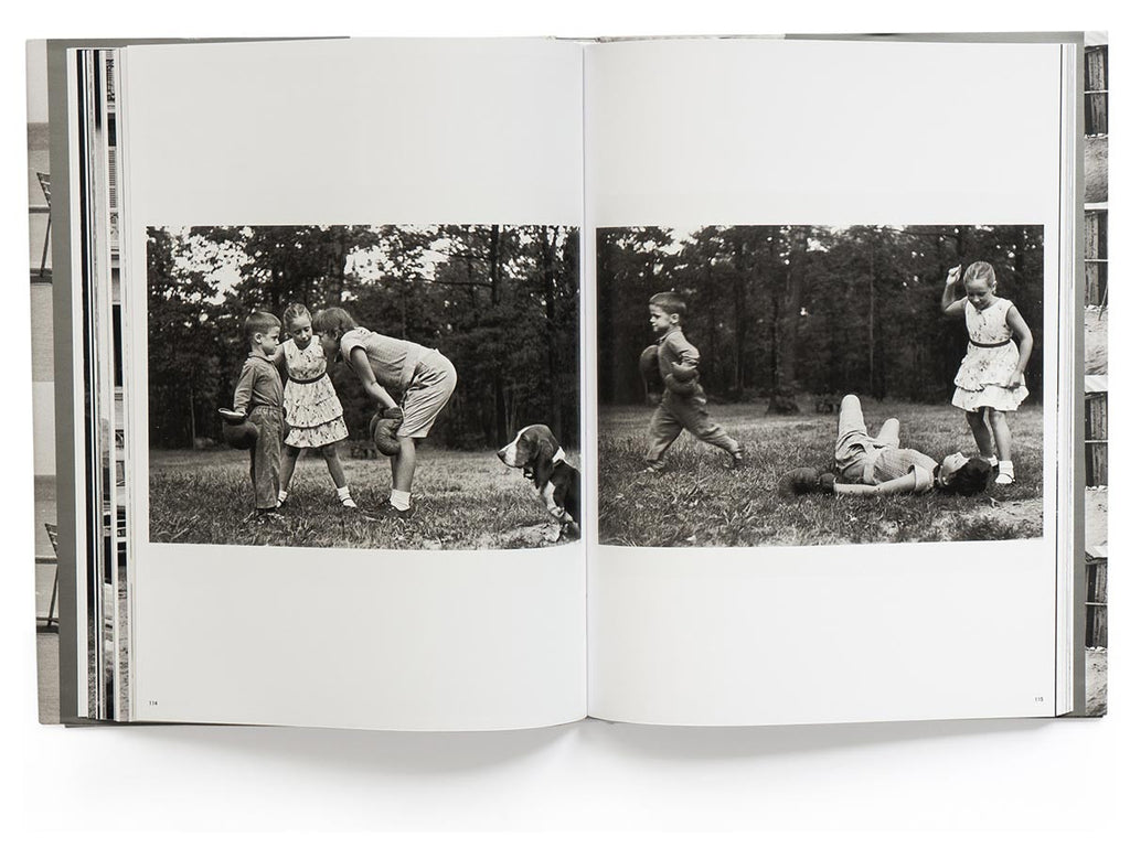 Sequentially Yours Book Signed by Elliott Erwitt