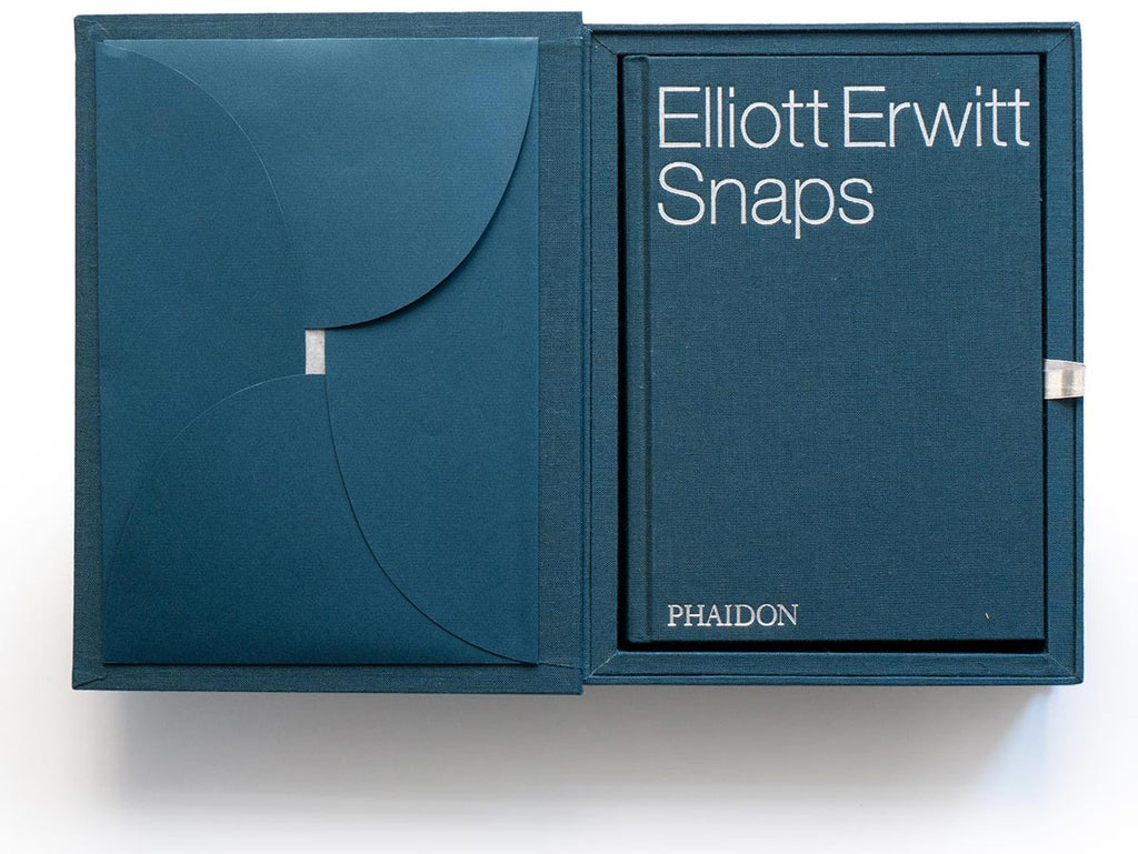 Elliott Erwitt Snaps Collector's Edition with Signed Book and Print of New York, 1969