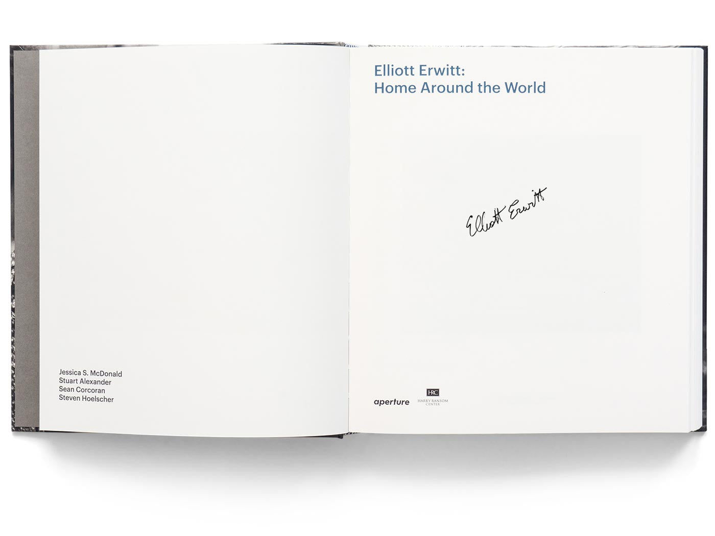 Elliott Erwitt: Home Around the World