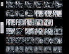 Contact Sheet Print: Police, New York City, 1978