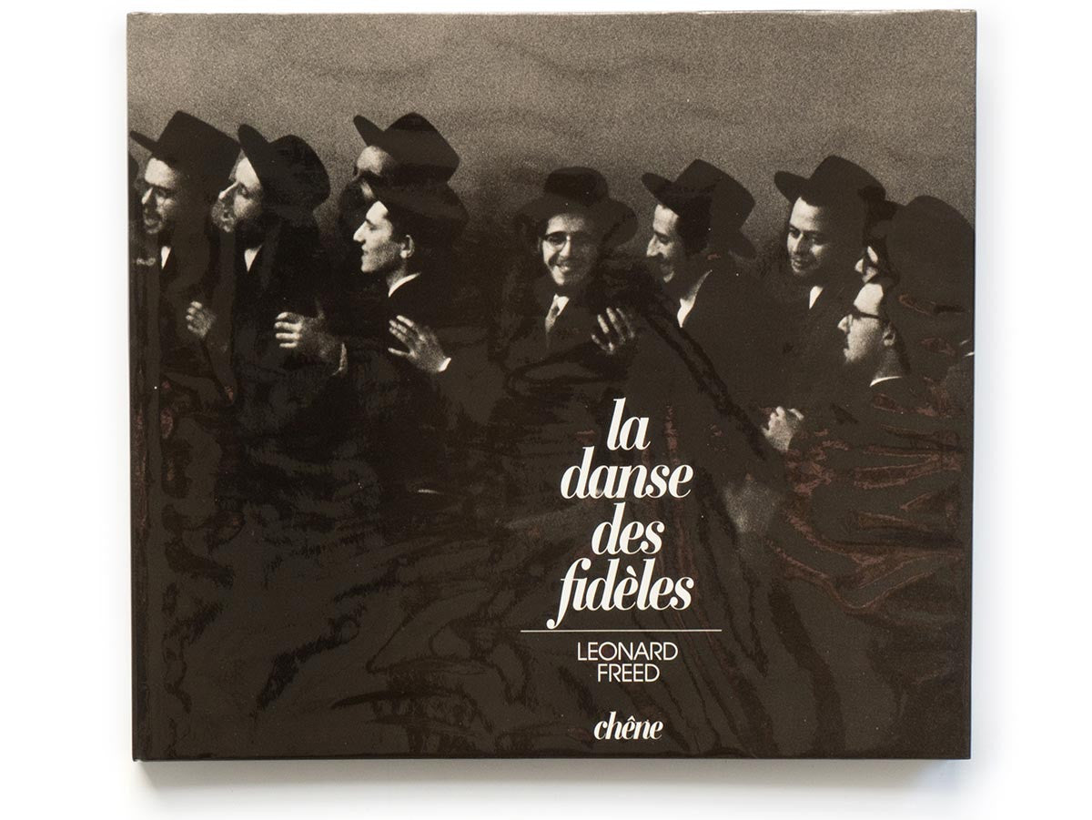 La Danse des Fidèles Book Signed by Leonard Freed