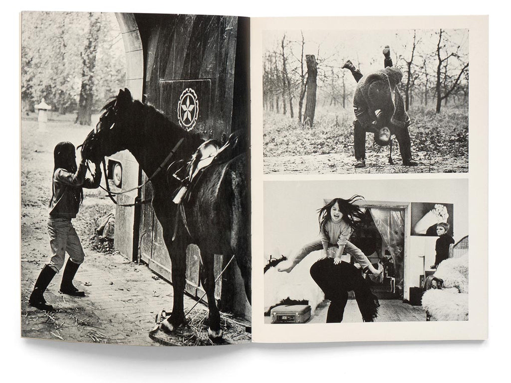 Seltsame Spiele Book Signed by Leonard Freed