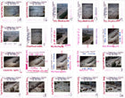 Contact Sheet Print: Tank Man in Tiananmen Square, China, 1989