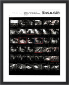 "Contact Sheet Print: ""Men at Sea"", 1992"
