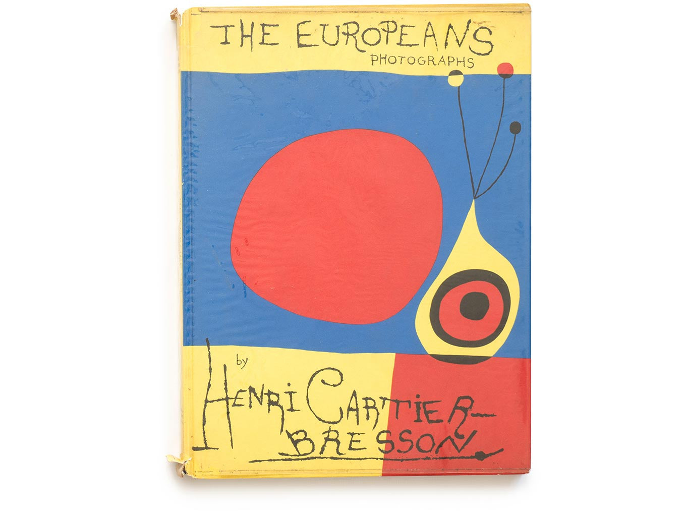 The Europeans – 1st Edition, 1955