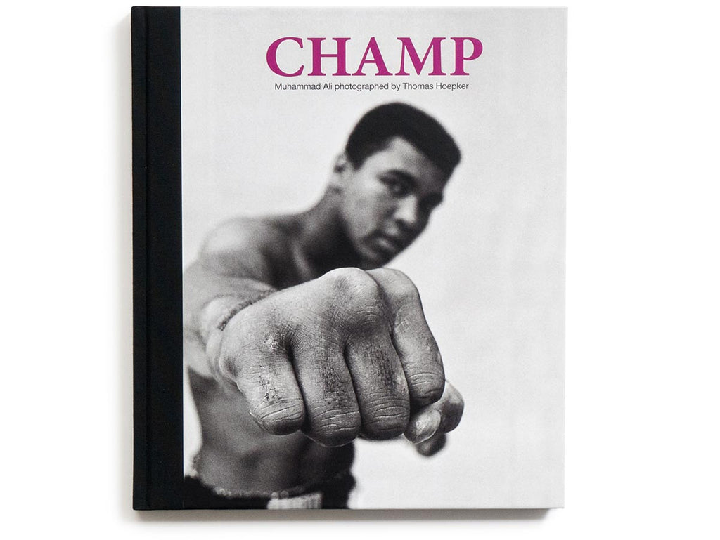 CHAMP Book Signed by Thomas Hoepker