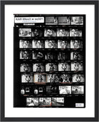 Contact Sheet Print: New York City, USA, 1969