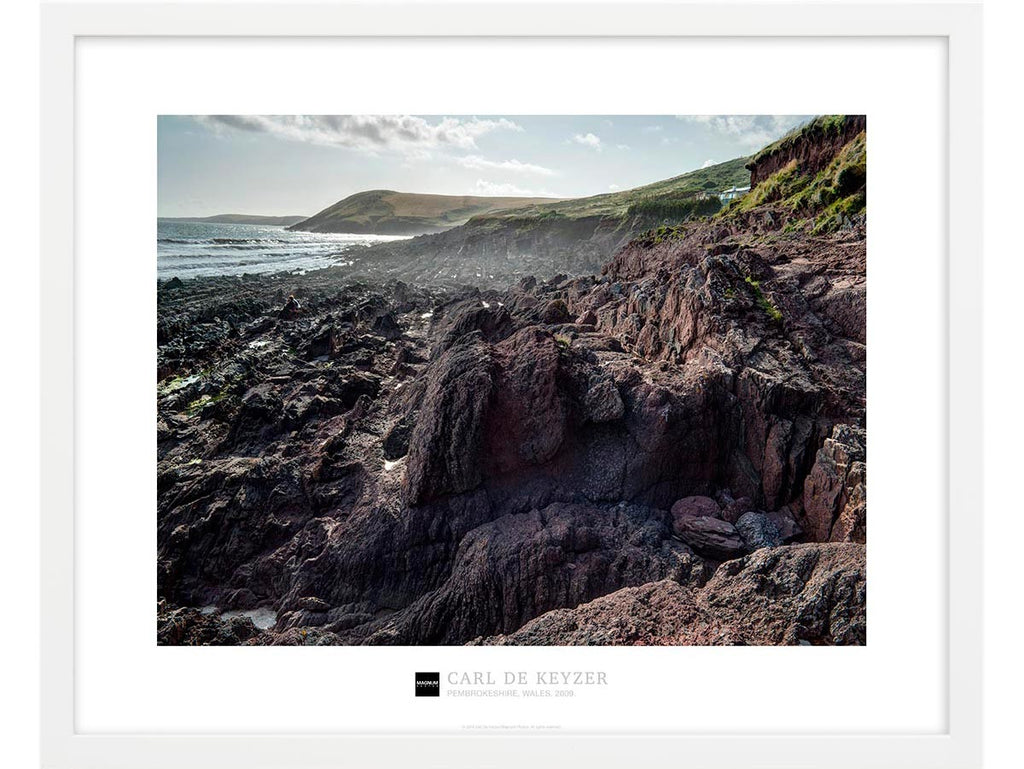 Magnum Collection Poster: Pembrokeshire, Wales. 2009.