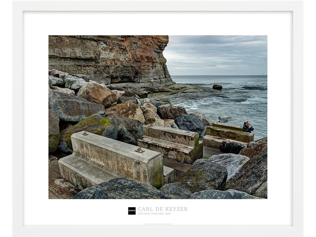 Magnum Collection Poster: Staithes, England. 2009.