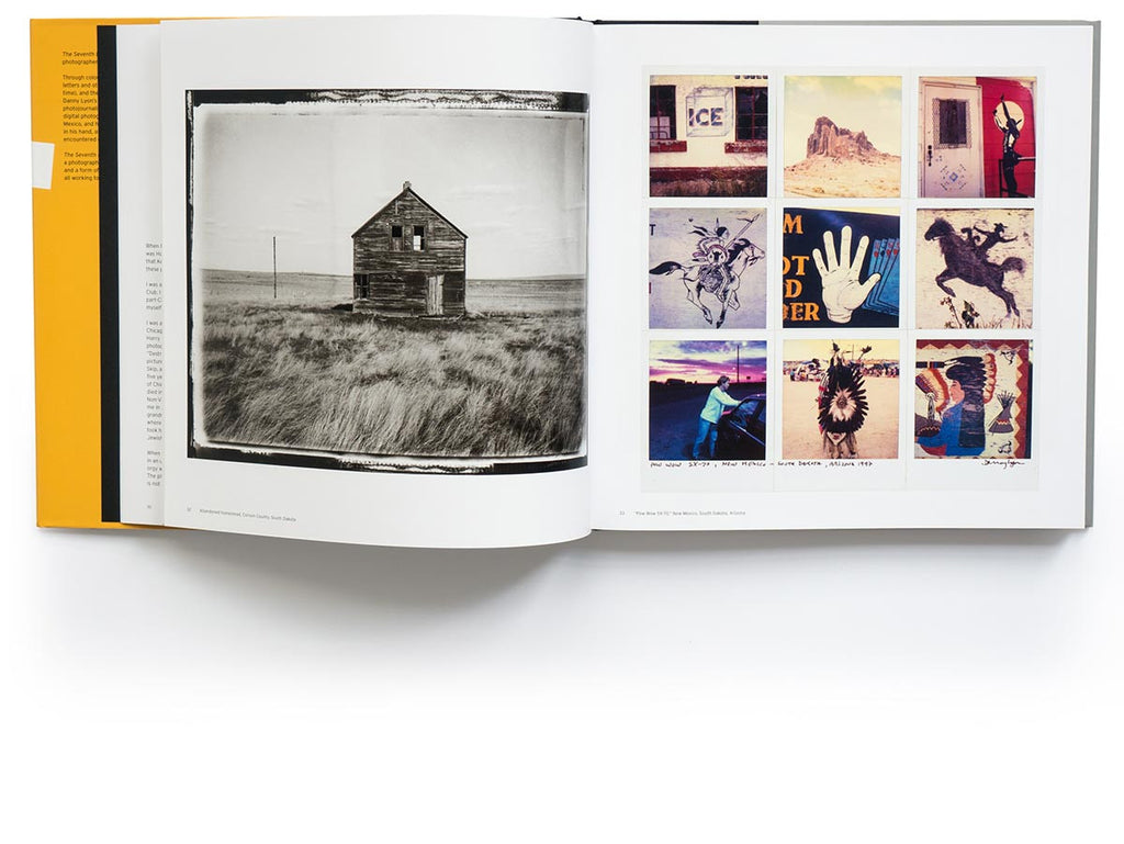 The Seventh Dog Book Signed by Danny Lyon