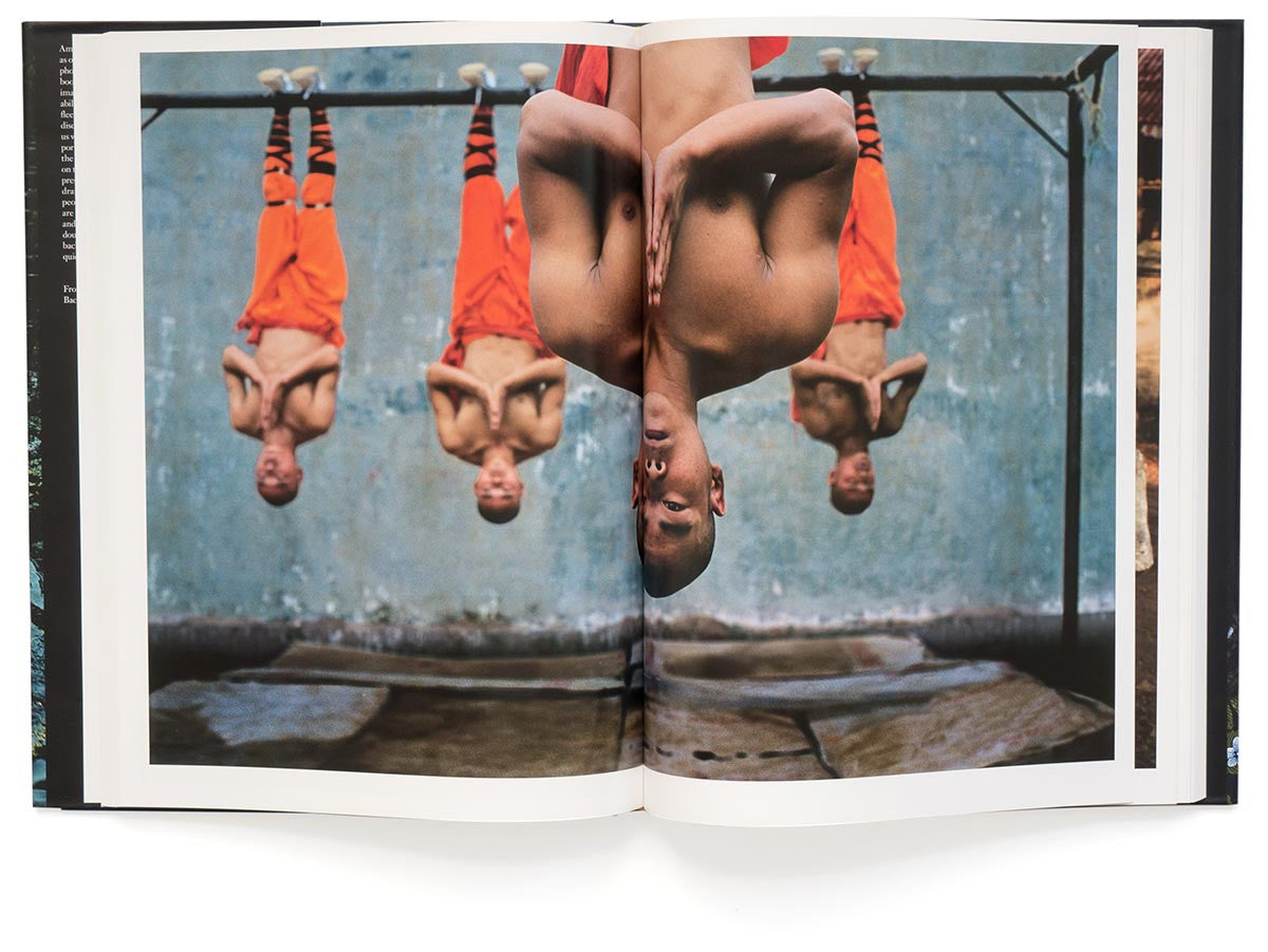 The Iconic Photographs Book Signed by Steve McCurry
