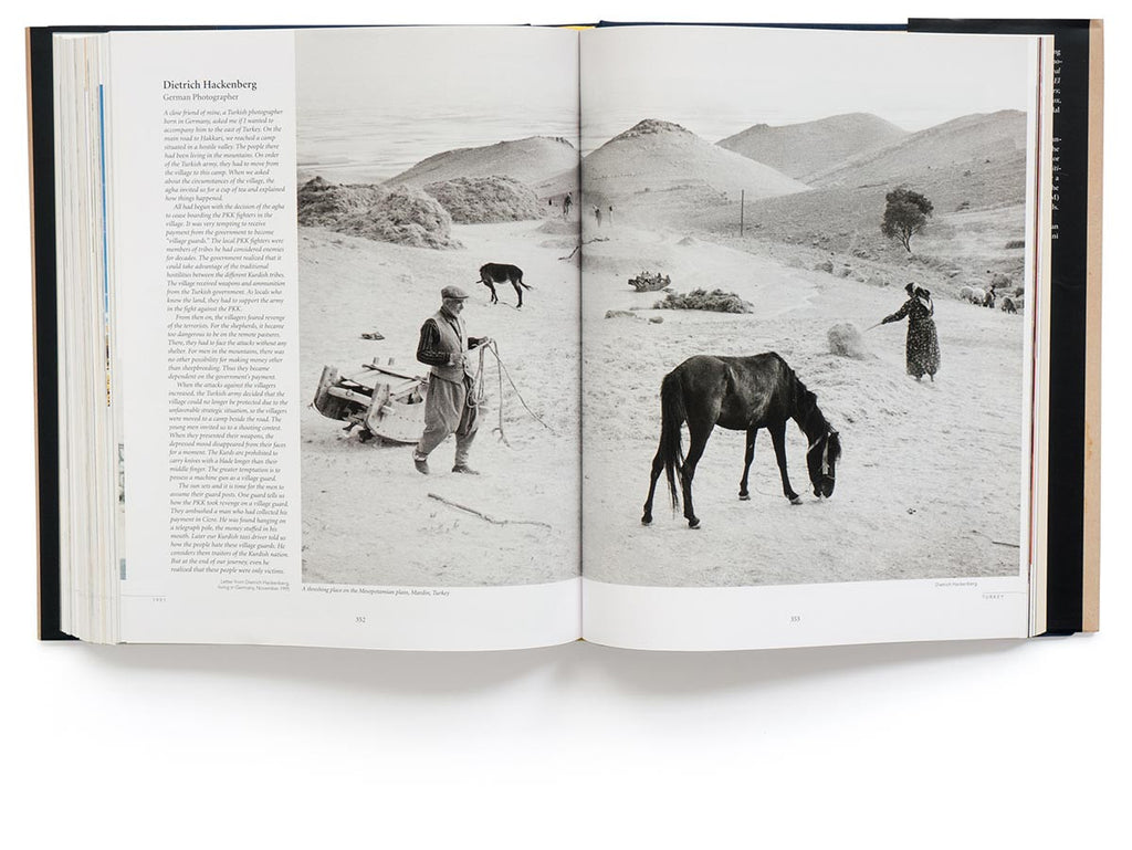 Kurdistan: In the Shadow of History Book Signed by Susan Meiselas
