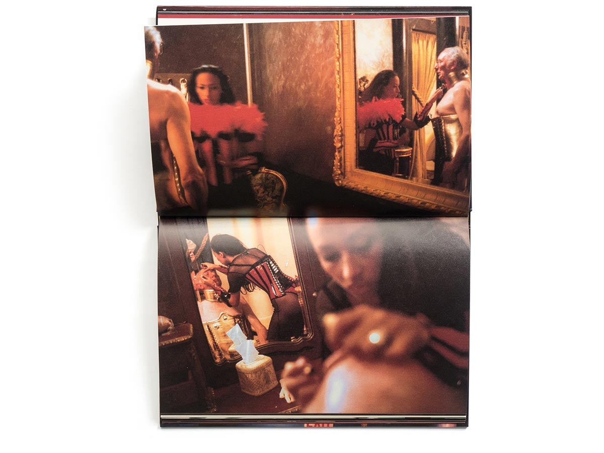 Pandora's Box Book Signed by Susan Meiselas