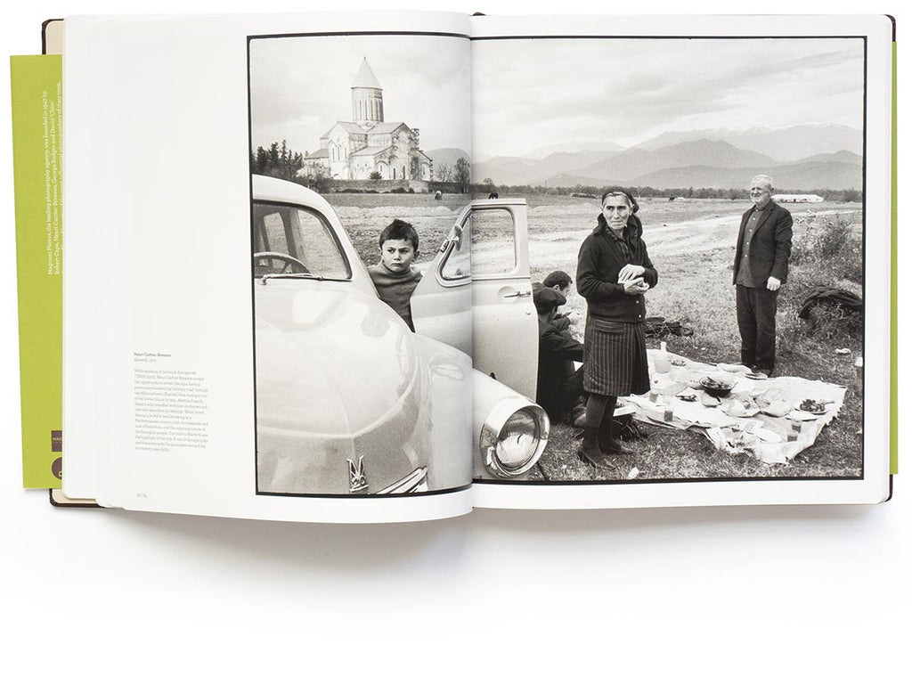 Georgian Spring: A Magnum Journal - Book by Magnum Photographers
