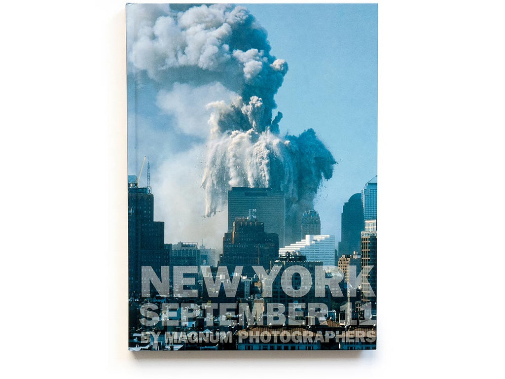 New York September 11 Book by Magnum Photographers